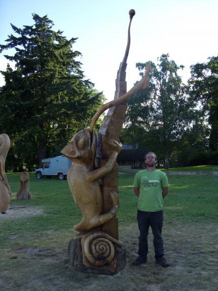 'Karma Chameleon', Oak. Finished with Le Tonkinois.