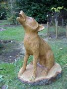 Howling Wolf, Red Oak